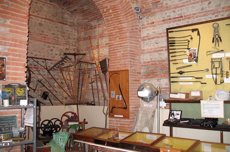 Musée des métiers et traditions