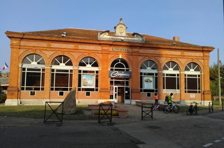 Salle de cinéma l'Oustal