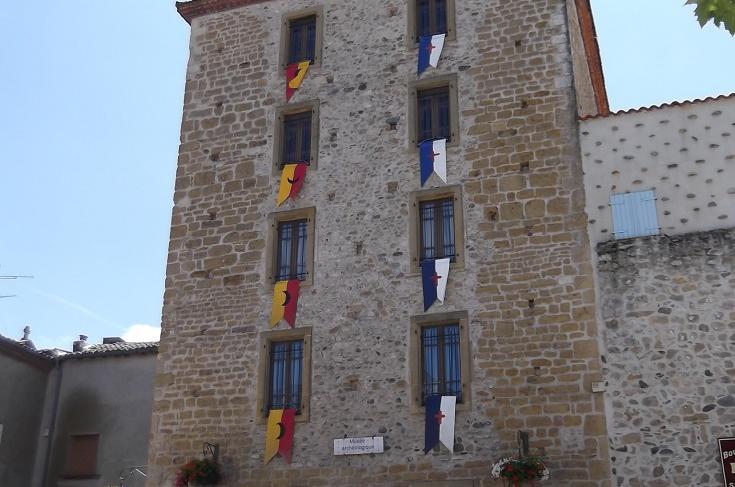 Musée archéologique du Donjon
