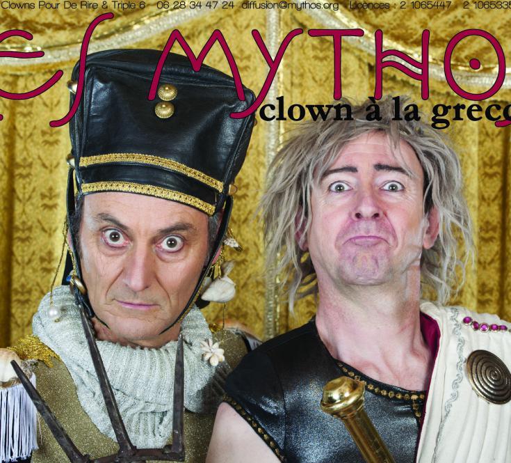 Spectacle Les Mythos