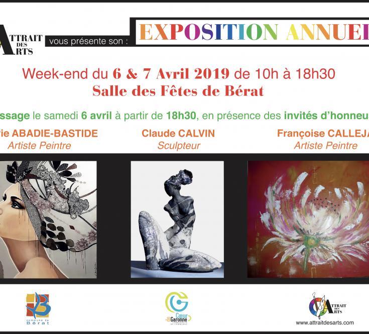 Exposition Annuelle de l'Association 2019
