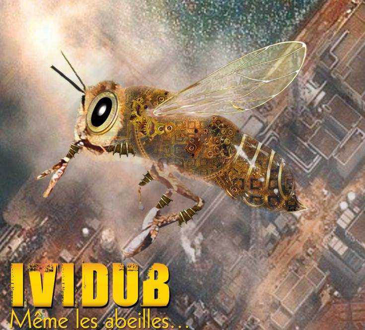 """2014 / Album """" Même les abeilles deviennent amnésiques"""" Ividub & Alkemy Production"""