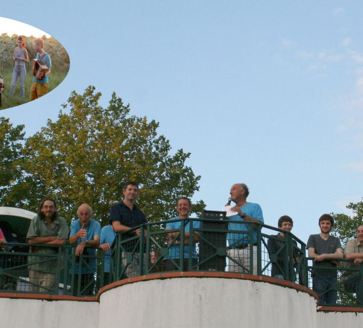 Equipe d'animation du Balcon des Etoiles