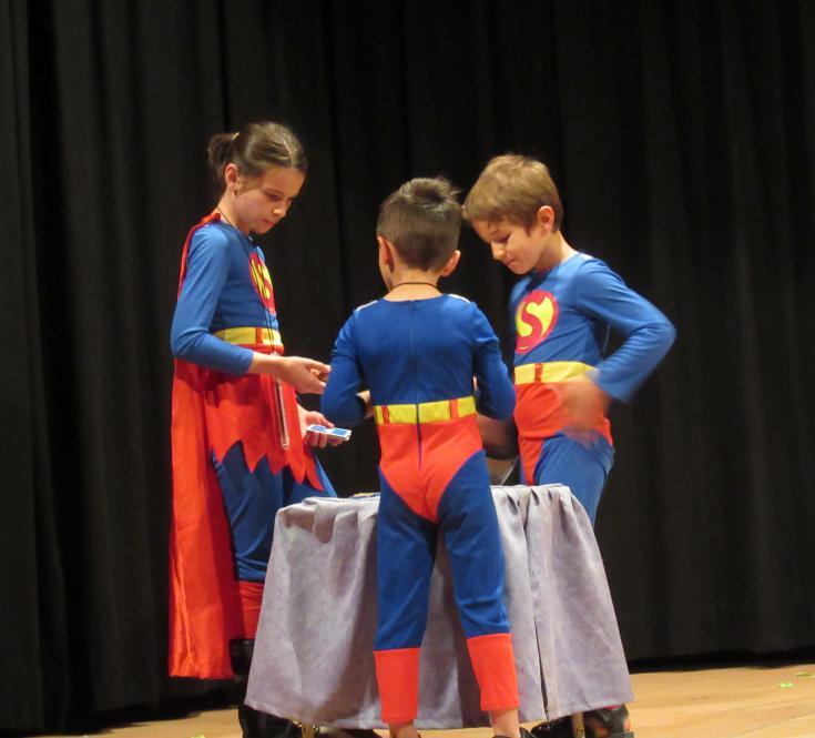 Atelier théâtre enfants