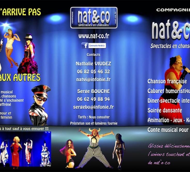 Plaquette Nat&Co 1