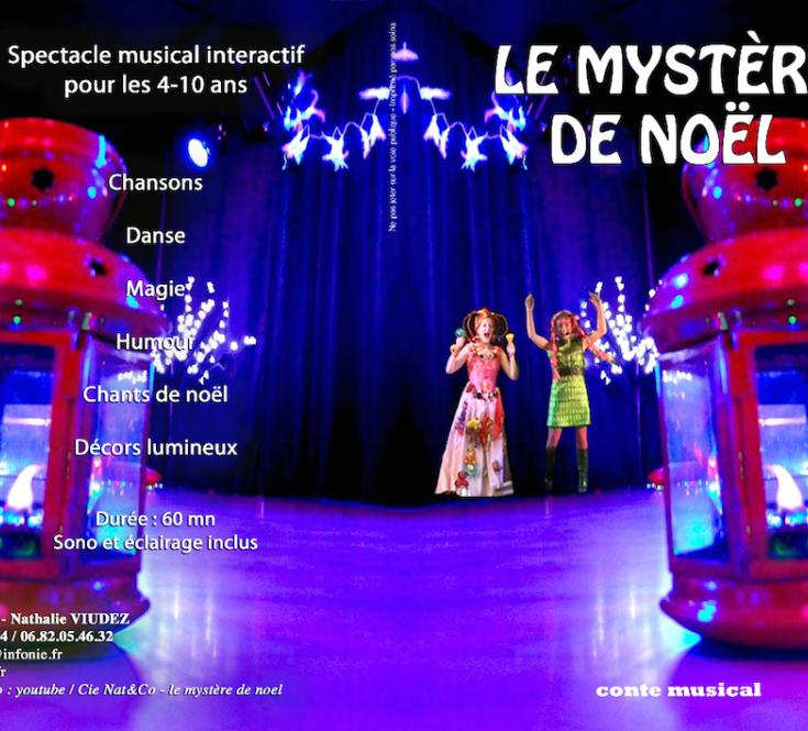 Nat&Co Le mystère de Noel