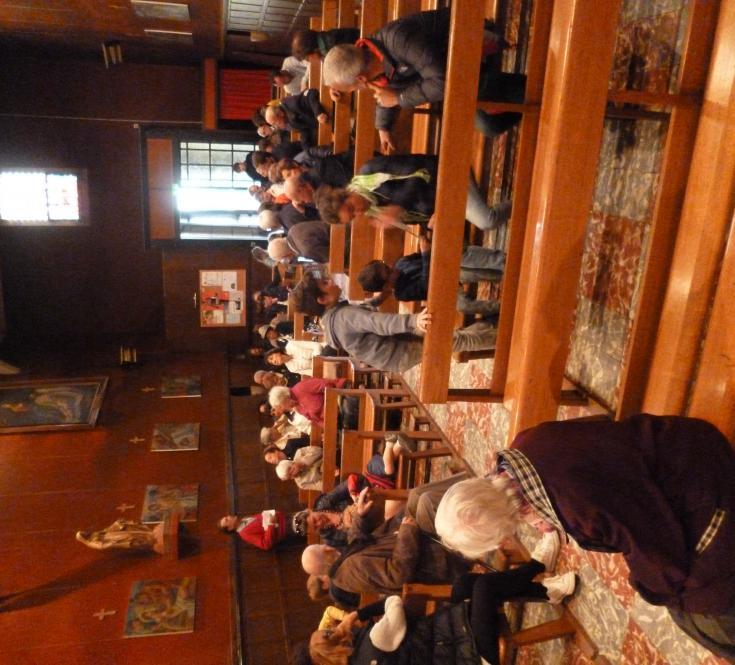 Chapelle St Jacques - Journées Européennes Patrimoine Sept. 2016