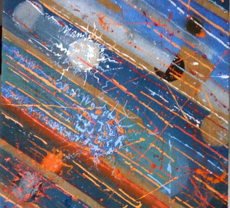 descente de sphères 70x70