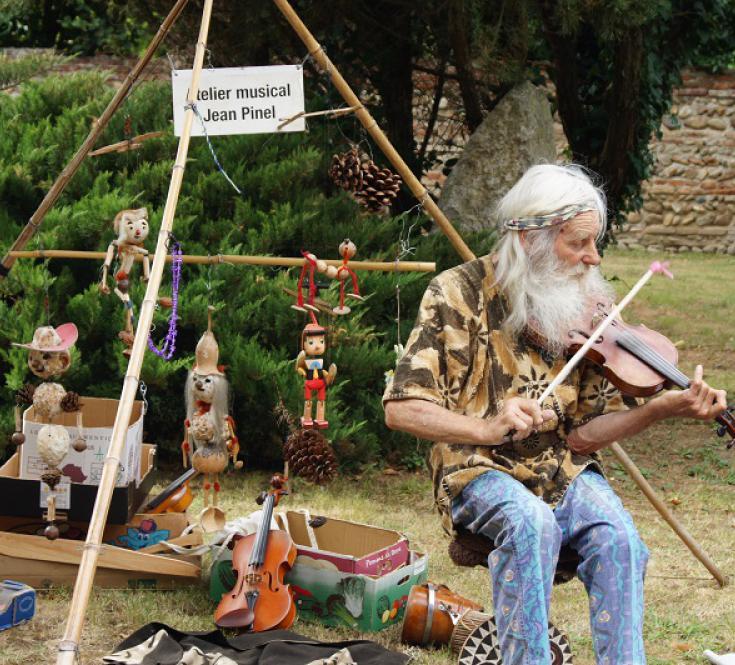 Festival de rue de Miremont