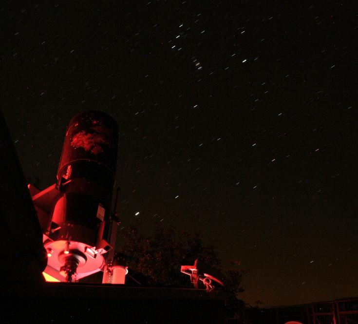 Télescope et observation du ciel