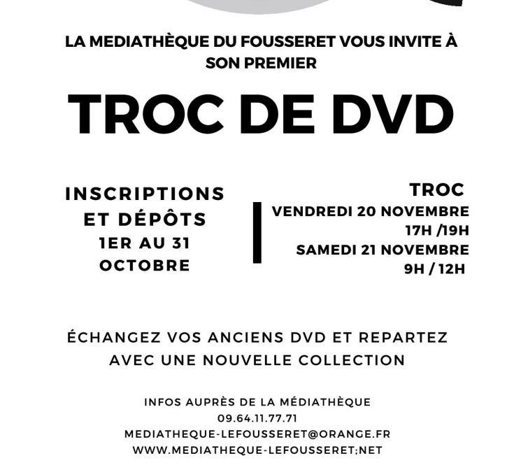 Troc de DVD