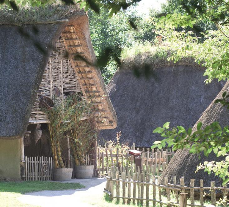 Le Village Gaulois, l'Archéosite
