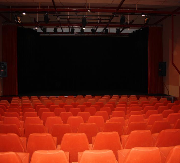 Salle de cinéma de Carbonne