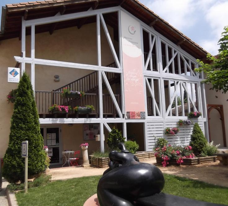 Centre d'interptétation du patrimoine Martrais Angonia
