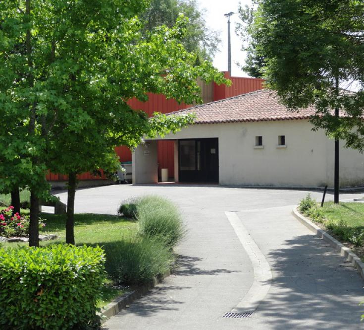 Salle des fêtes de Cintegabelle