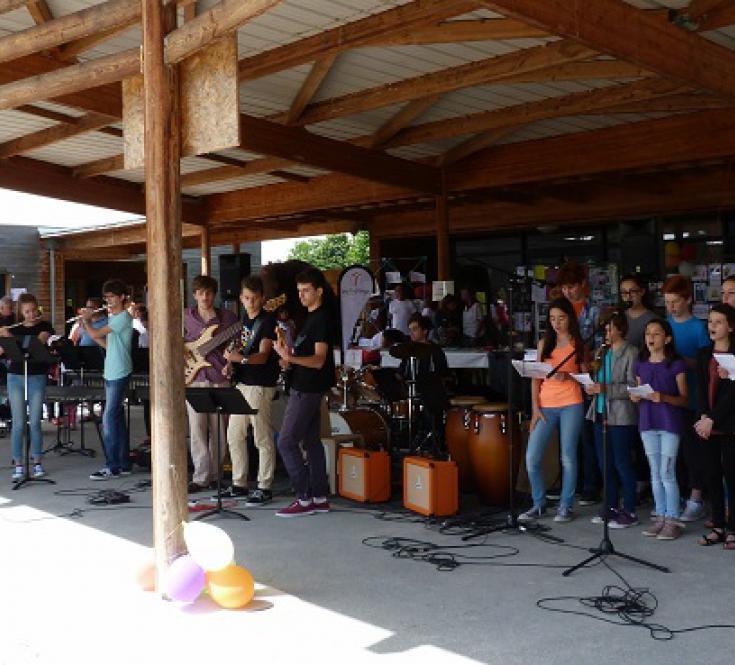 Ecole de Musique Intercommunale de la Vallée de l'Ariège N. Bonay