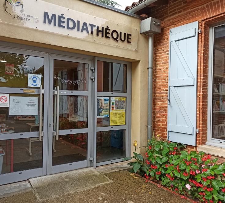 Médiathèque de Lherm