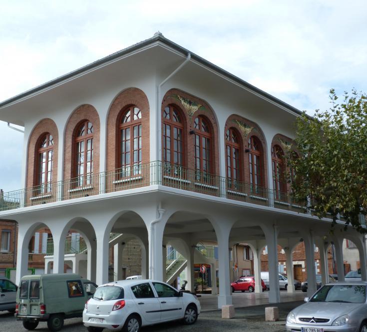 Médiathèque de Longages