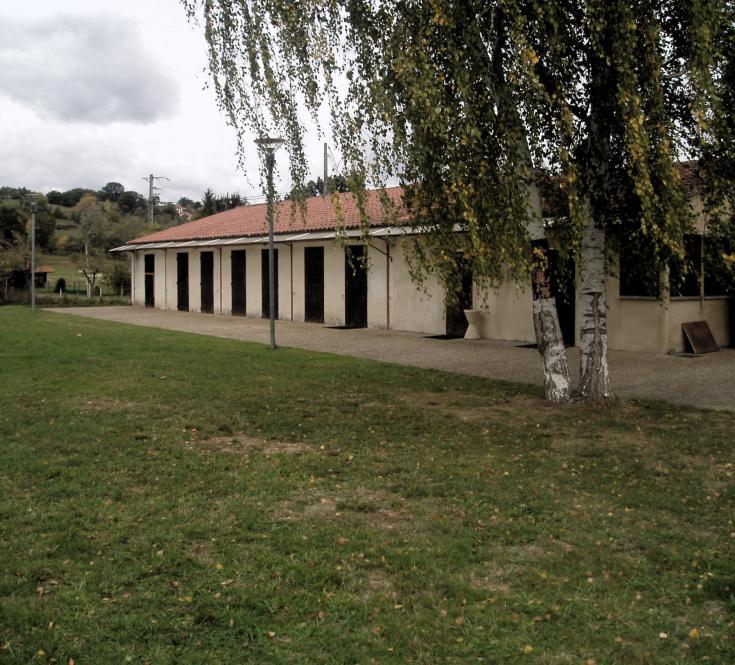 Salle polyvalente de Montbrun Bocage