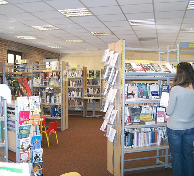Bibliothèque municipale de Rieux-Volvestre