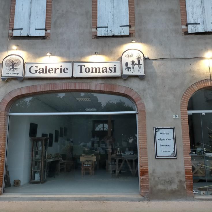 GALERIE TOMASI