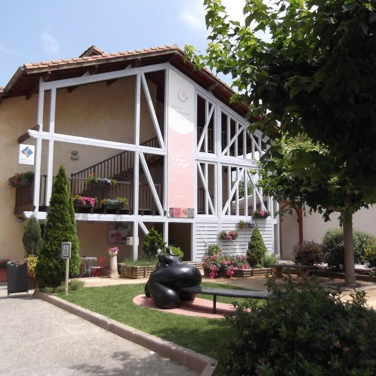 Office de Tourisme et Centre d'Interprétation du Patrimoine Martrais Angonia