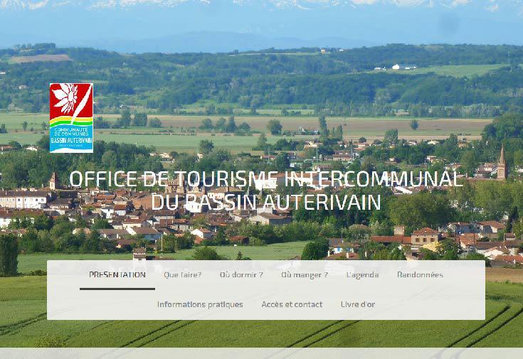 Office de Tourisme Intercommunal du Bassin Auterivain